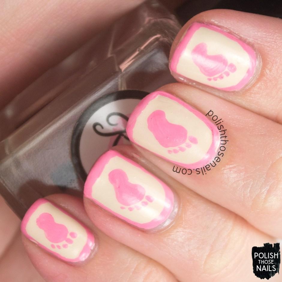 nails, nail art, nail polish, barefoot, polish those nails, oh mon dieu 3