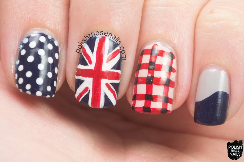 nails, nail art, nail polish, great britain, polish those nails, the nail challenge collaborative
