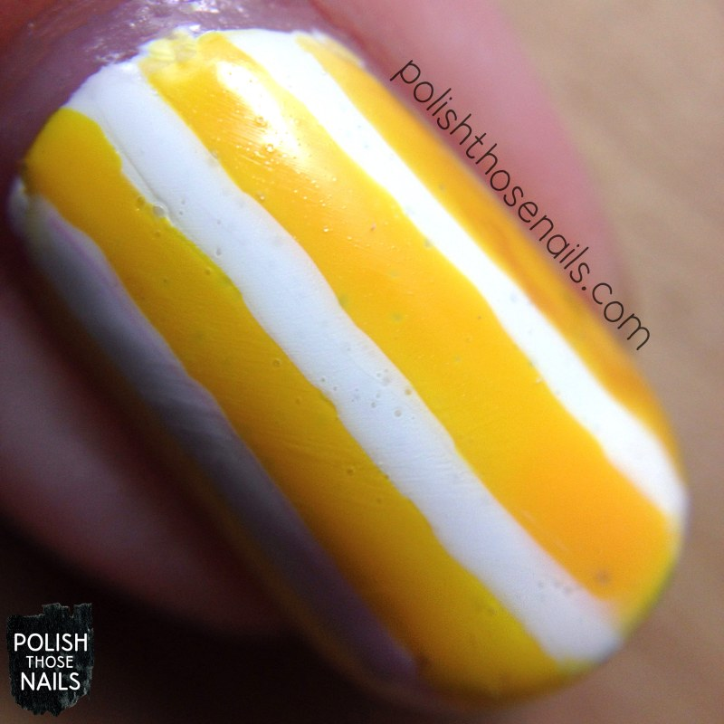 nails, nail art, nail polish, polish those nails, stripes, macro