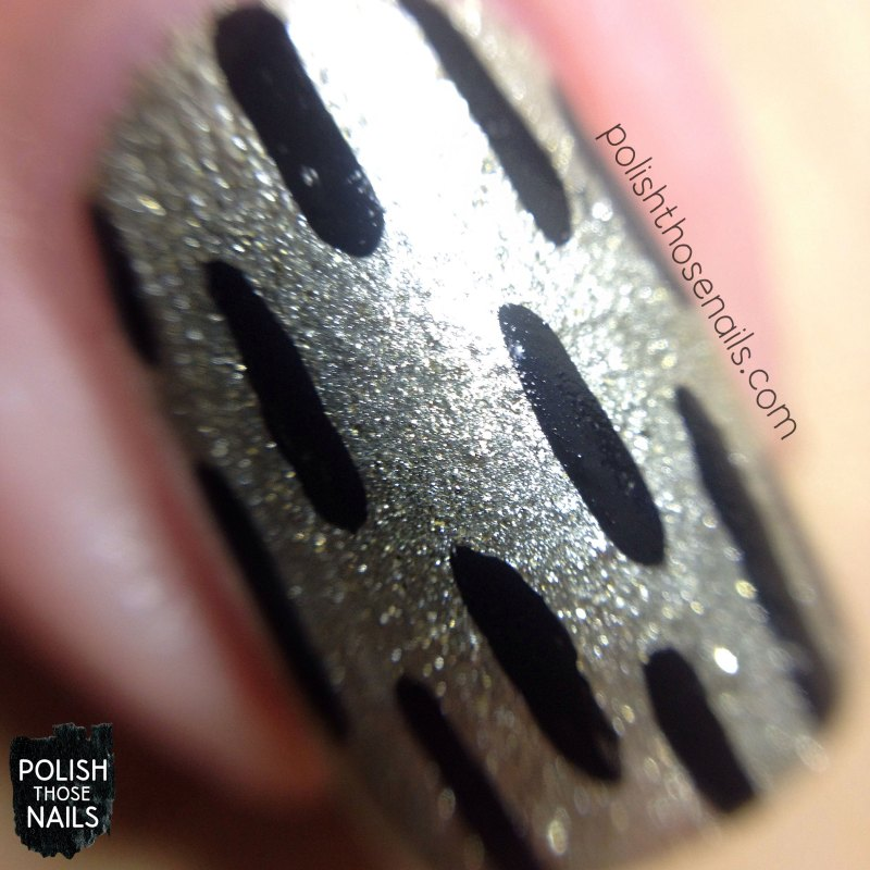 Line Texture On Nails : Starlight collection nail art partial polish those nails