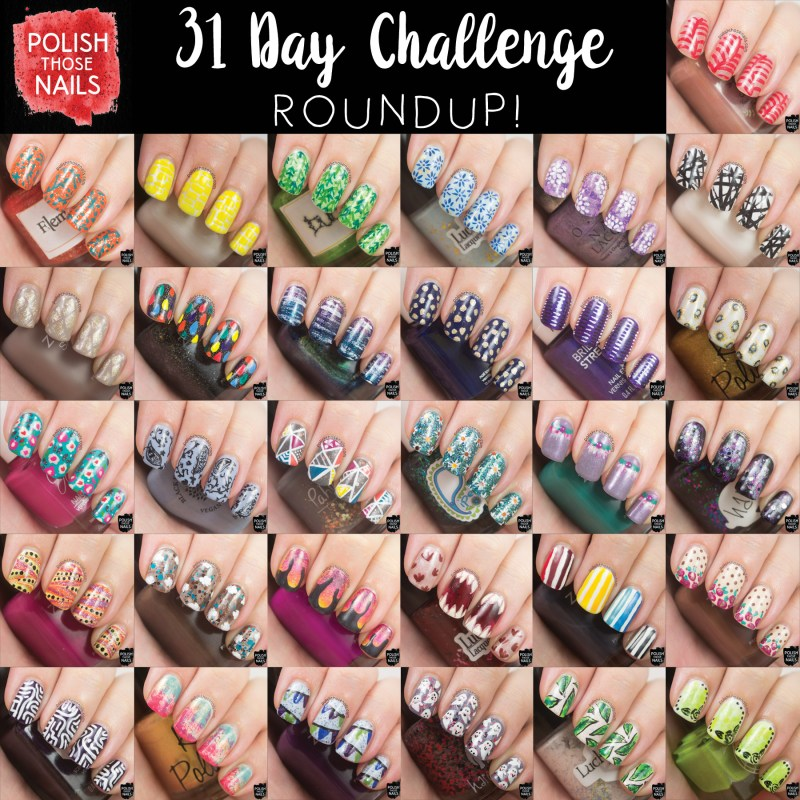 Polish-Those-Nails-31-Day-Challenge-RoundUp