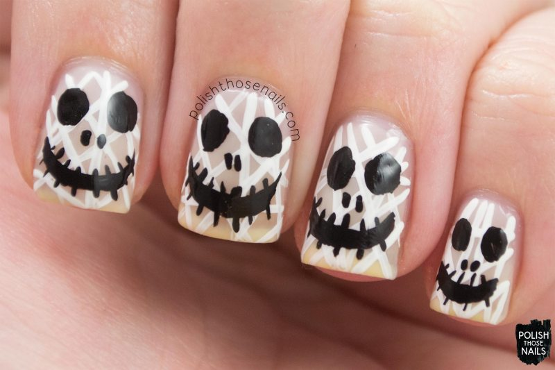 nails nail art nail polish nightmare before christmas polish those nails