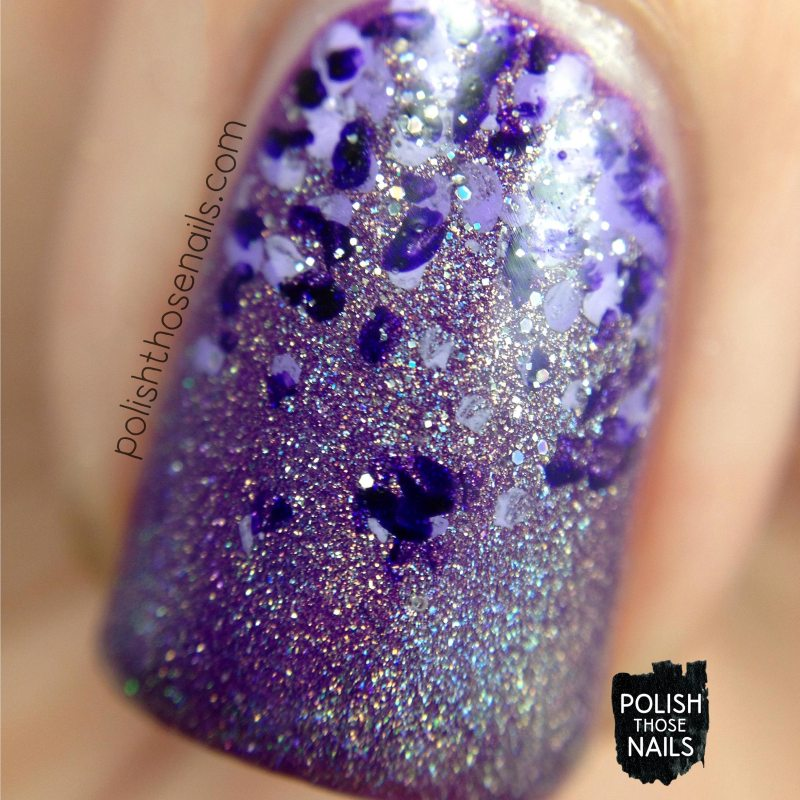 nails, nail art, nail polish, purple, polish those nails, macro