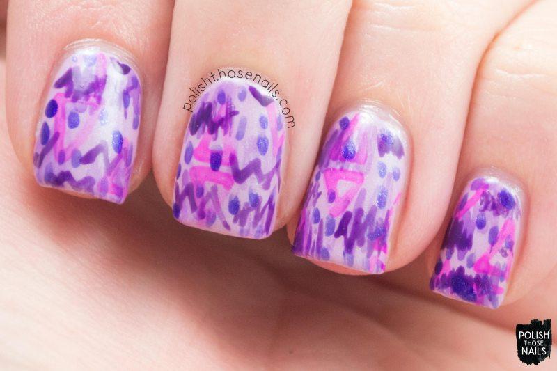 nails, nail art, nail polish, purple, polish those nails,