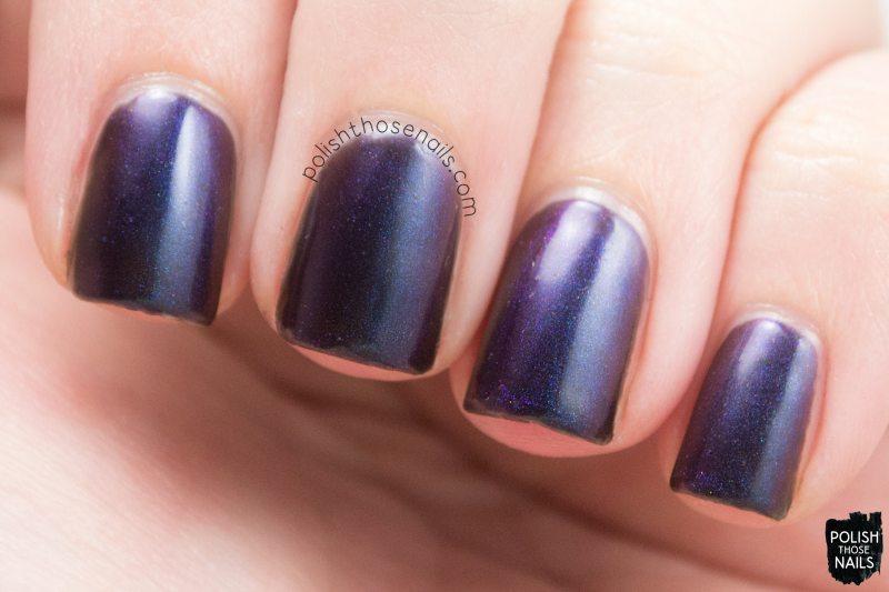 biomimicry, multi chrome, nails, nail polish, indie polish, parallax polish, polish those nails, the secrets of the 7 seas