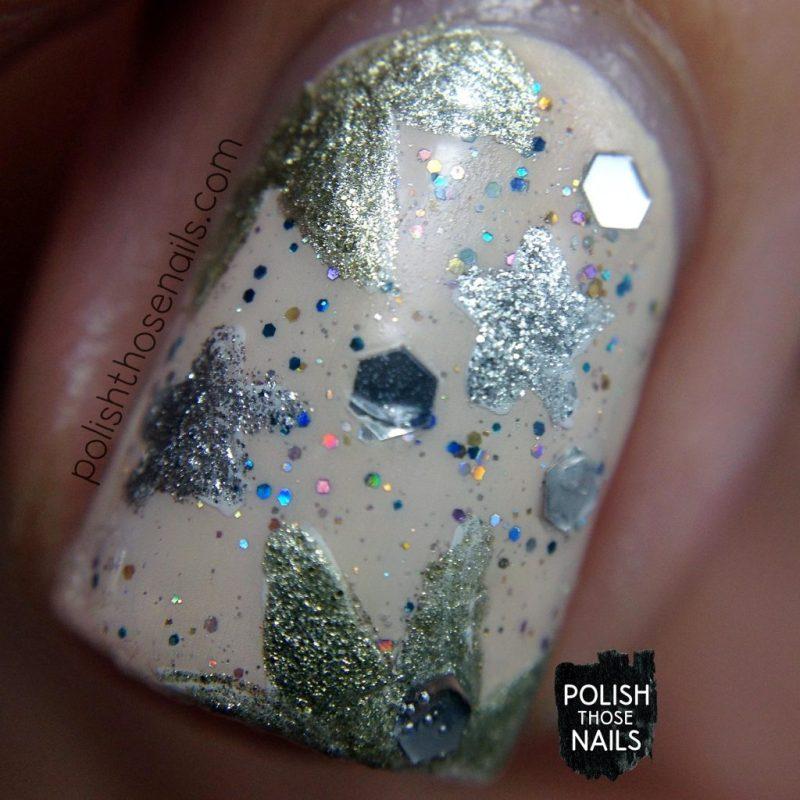 nails, nail art, nail polish, glitter, polish those nails, macro