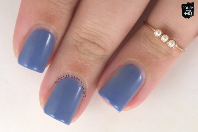 cerulean skies, blue, taupe, thermal, nails, nail polish, indie polish, swatch, damn nail polish, polish those nails, summer sunset series