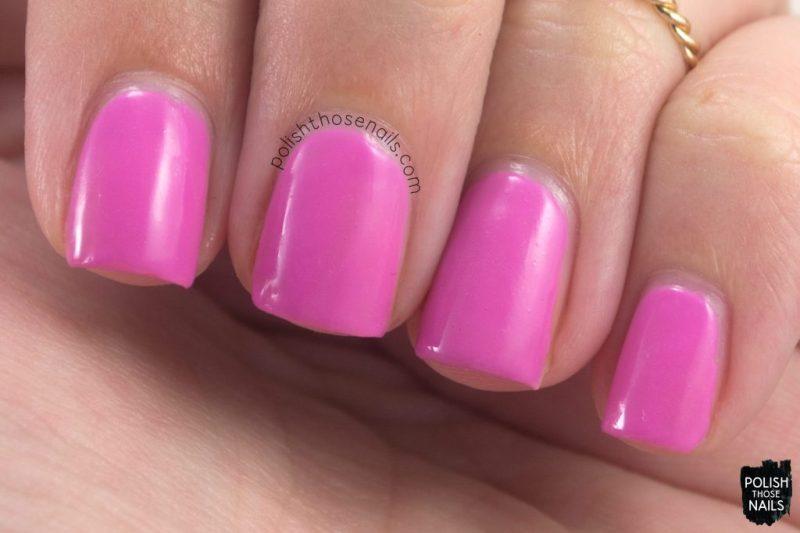 exotic horizon, pink, purple, thermal, nails, nail polish, indie polish, swatch, damn nail polish, polish those nails, summer sunset series