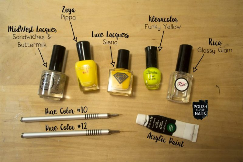silver-glitter-yellow-tribal-nail-art-bottle-shot
