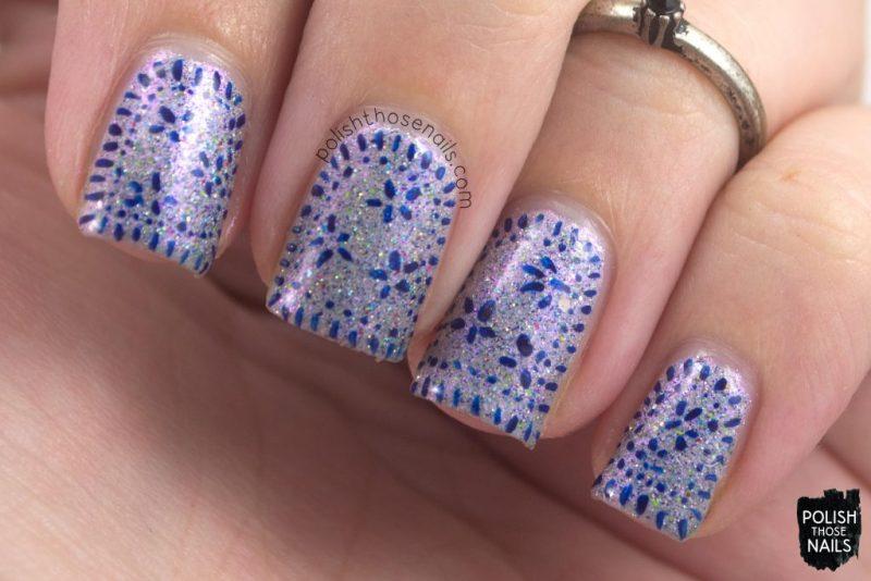 nails, nail art, nail polish, delicate, holo, indie polish, glitter, polish those nails