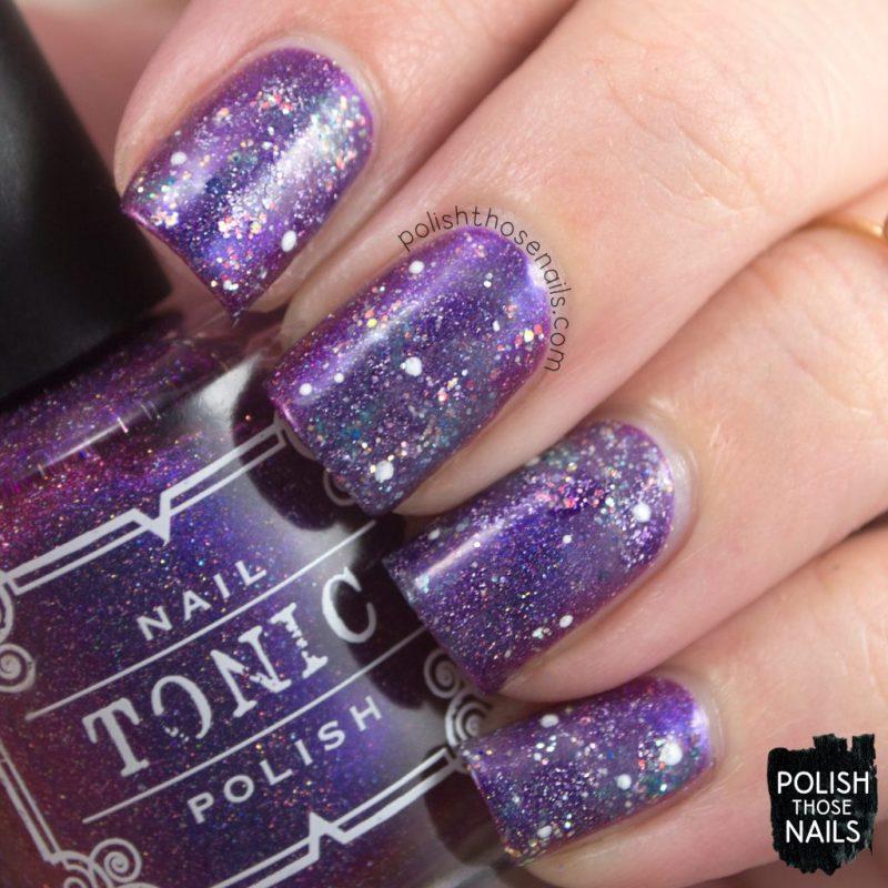 nails, nail art, nail polish, galaxy, polish those nails, indie polish, sparkle, glitter