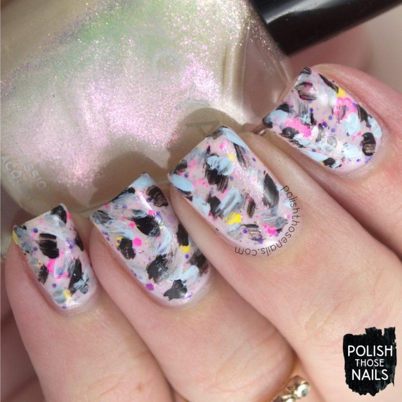 nails, nail art, nail polish, pattern, indie polish, polish those nails