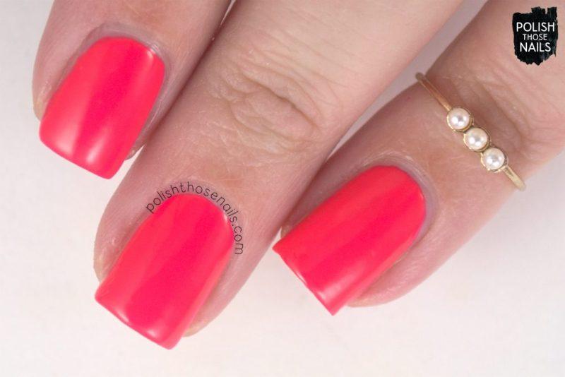 Sally Hansen // Tipsy Gypsy & Electric Pop • Polish Those Nails