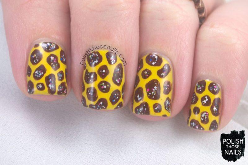 31dc2018 Day 13 Animal Mood Polish Those Nails