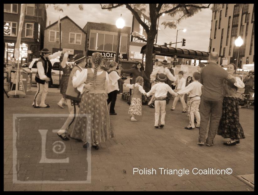 Tatra Polish Dancers