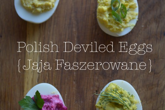 polish recipes eggs