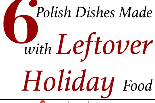 polish leftovers