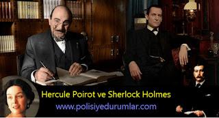 hercule poirot sherlock holmes