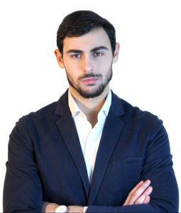 Joshua Priore, 26 anni, fondatore di Worldz
