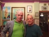 con il maetro Salvatore Magli