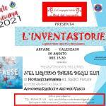"""""""L'inventastorie """" laboratorio creativo per i piccoli all' """"Estate Leggerissima"""" di Valenzano"""