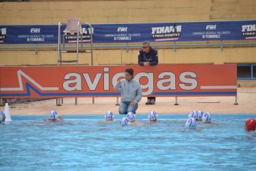 Polisportiva Messina - Cus Palermo Under 15 - 10