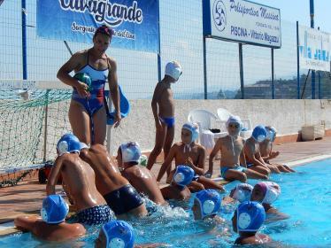 Acquagol alla piscina Magazzù 2017 - 11