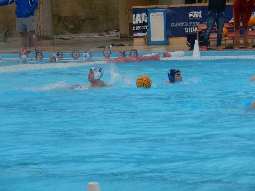 Polisportiva Messina - Blu Team - Under 15 - 12