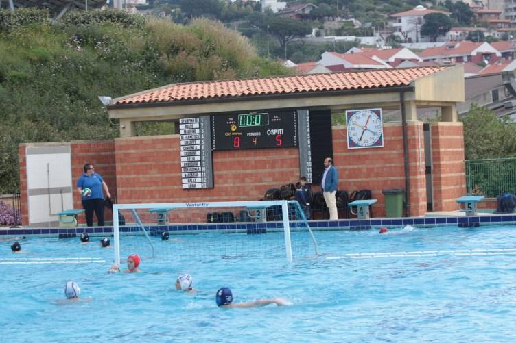 Polisportiva Messina - Blu Team Catania - Under 17 - 56