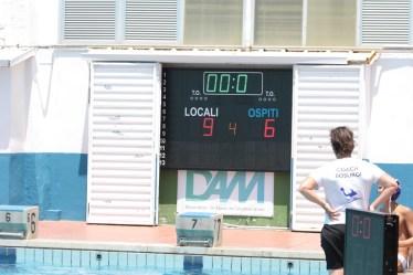 7 Scogli - Polisportiva Messina - Under 15 - 82