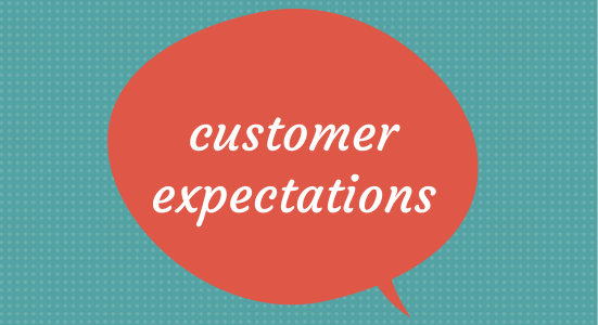 Customer expectations and Social Media