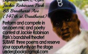 Jackie Robinson Poetry Day 2017