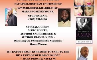 "Marc Polite to Make Radio Appearance on ""Prosey's Corner"" Saturday, April 21st!"