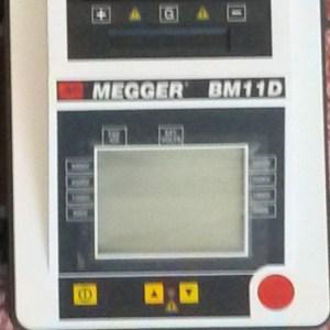 Мегаомметр ВМ11D Megger