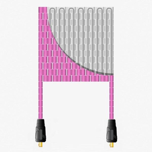 Нагревательный коврик 8x12 КЭН (ГЭН) Dinse