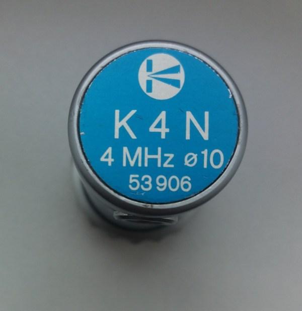 Преобразователь K4N