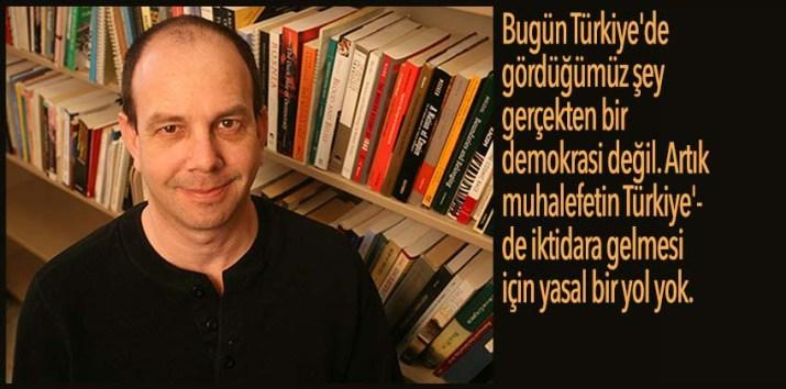 Türkiye uzmanı Eissenstat: İşler 2018'de daha da kötüleşecek!