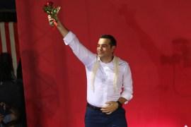 Αυτή την ώρα η προεκλογική ομιλία του Αλέξη Τσίπρα στο Ηράκλειο