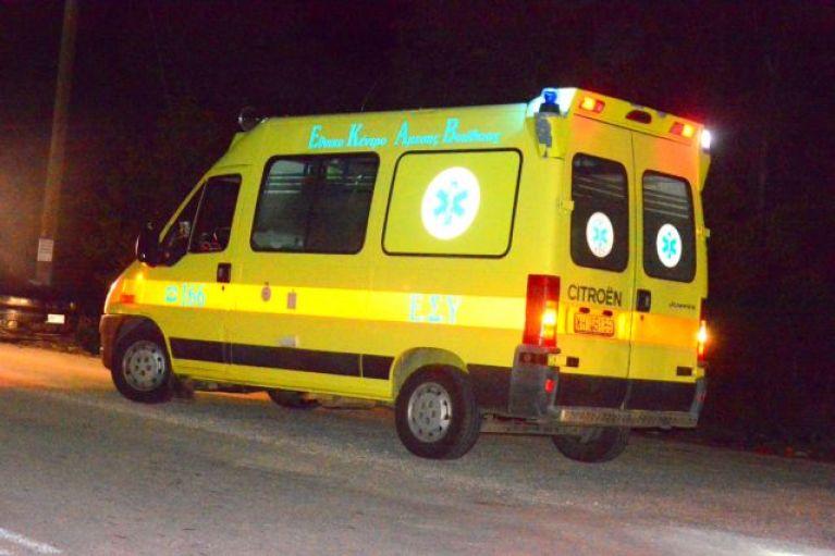 Τροχαίο με σοβαρό τραυματισμό μοτοσικλετιστή στη Ζίρο Σητείας