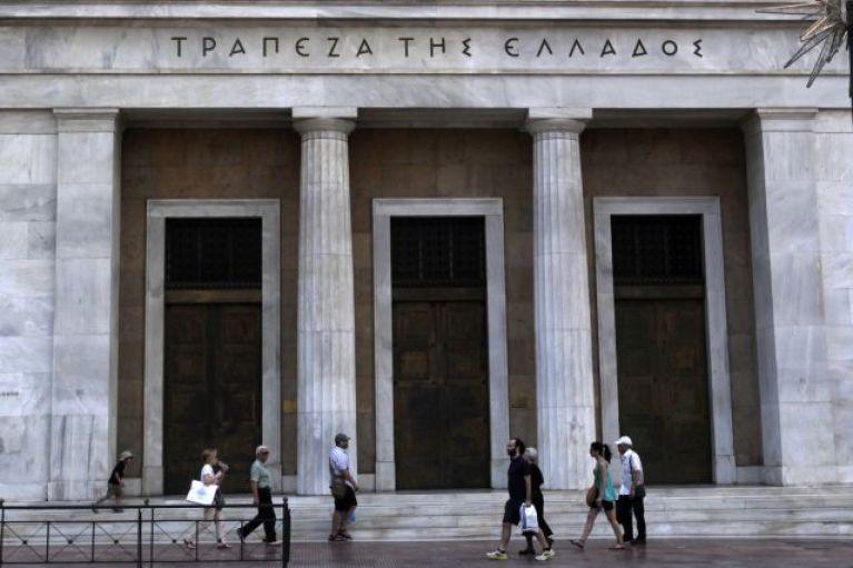 ΤτΕ: Πλεόνασμα 874 εκατ. ευρώ στο ισοζύγιο τρεχουσών συναλλαγών τον Ιούνιο