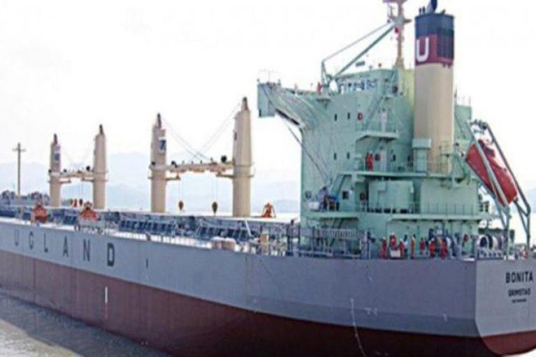 Πυρκαγιά σε φορτηγό πλοίο στο στενό του Καφηρέα