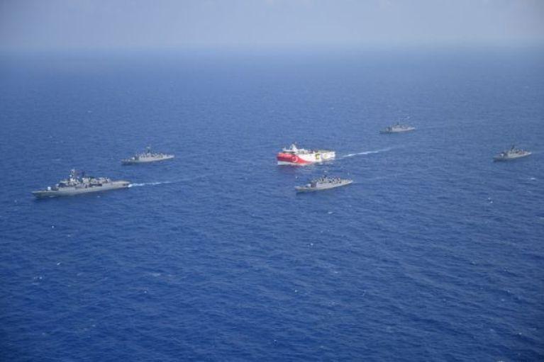 Χωρικά ύδατα : Η κόκκινη γραμμή των 6 μιλίων και το casus belli της Τουρκίας στο Αιγαίο