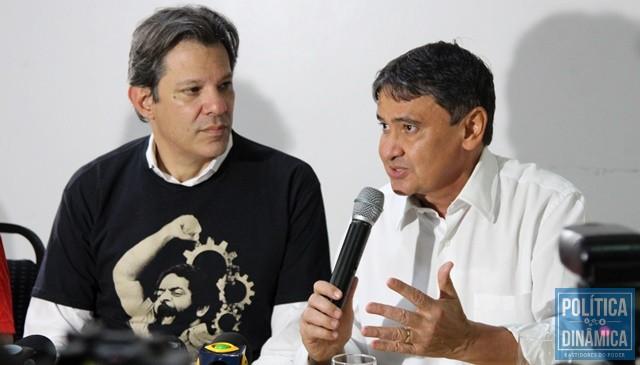Wellington cobra cumprimento da decisão (Foto: Gustavo Almeida/PoliticaDinamica)