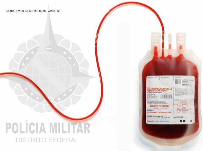 Sargento Osair ainda precisa de doações de sangue