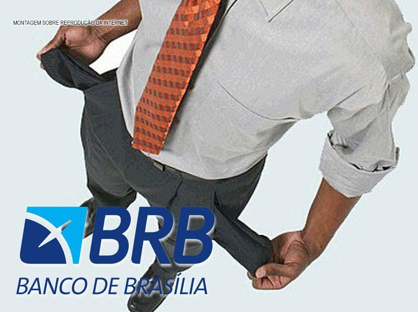 Com parte dos servidores do GDF sem salários, BRB alega inconsistências em sistema de pagamento