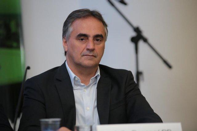 """ÁUDIO:  Cartaxo cobra mais investimentos do Estado em JP: """"Tem obrigação"""""""