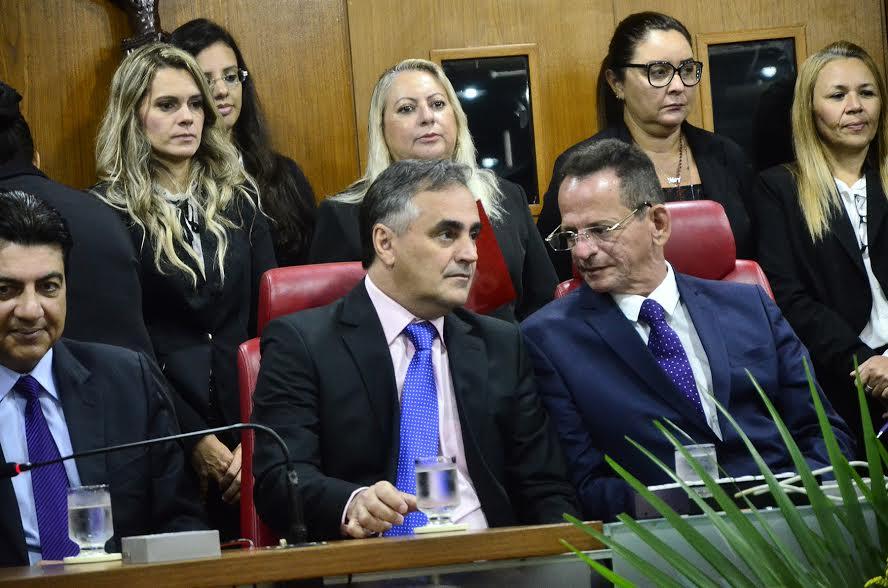 Gratidão: Marcos destaca importância de Cartaxo para o novo prédio da CMJP