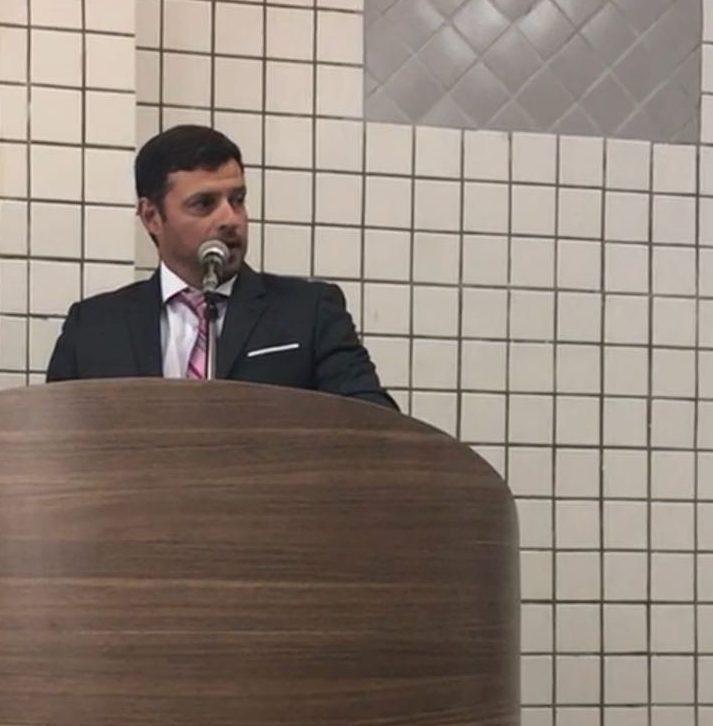 Nova liminar garante a Vitor Hugo assumir presidência da Câmara  e consequentemente continuar prefeito de Cabedelo