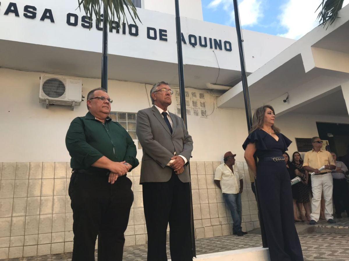 Autoridades destacam papel de Rômulo Gouveia em prol de Guarabira