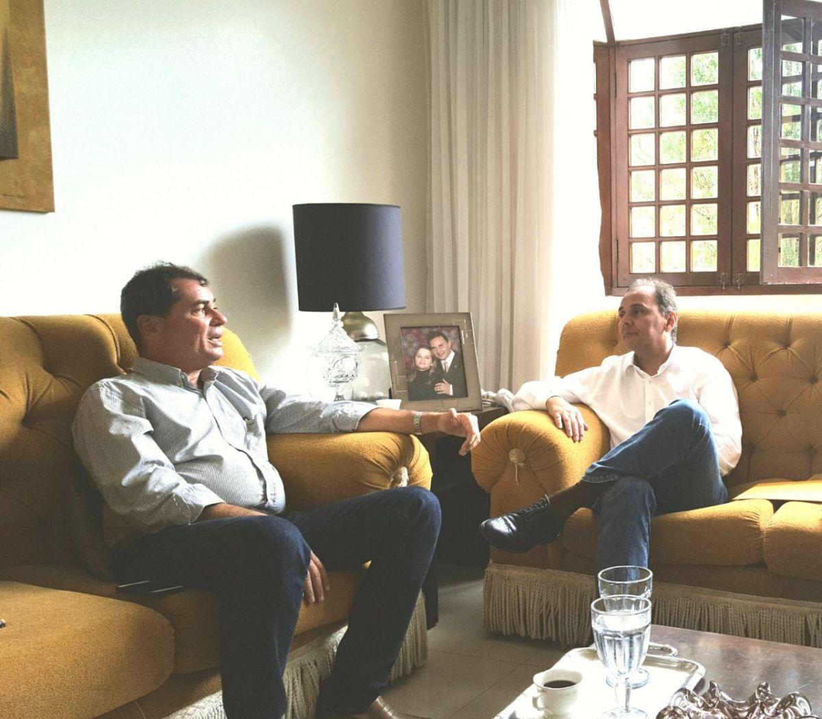 Deputado estadual decide disputar vaga na Câmara Federal e anuncia apoio a Manoel Ludgério